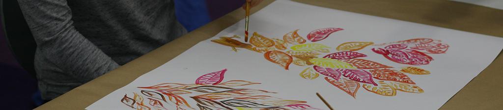 formations activités artistiques peinture